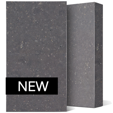 Compac Quartz Dark Concrete