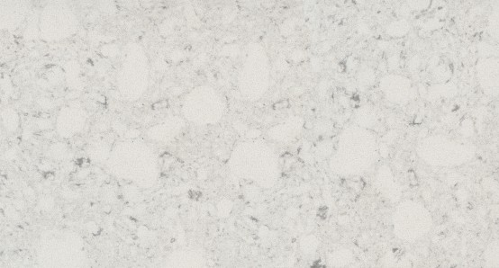 Silestone Quartz - Bianco Rivers - Rivers Series
